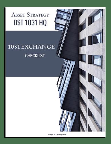 AS HQ 1031 Exhcange Checklist